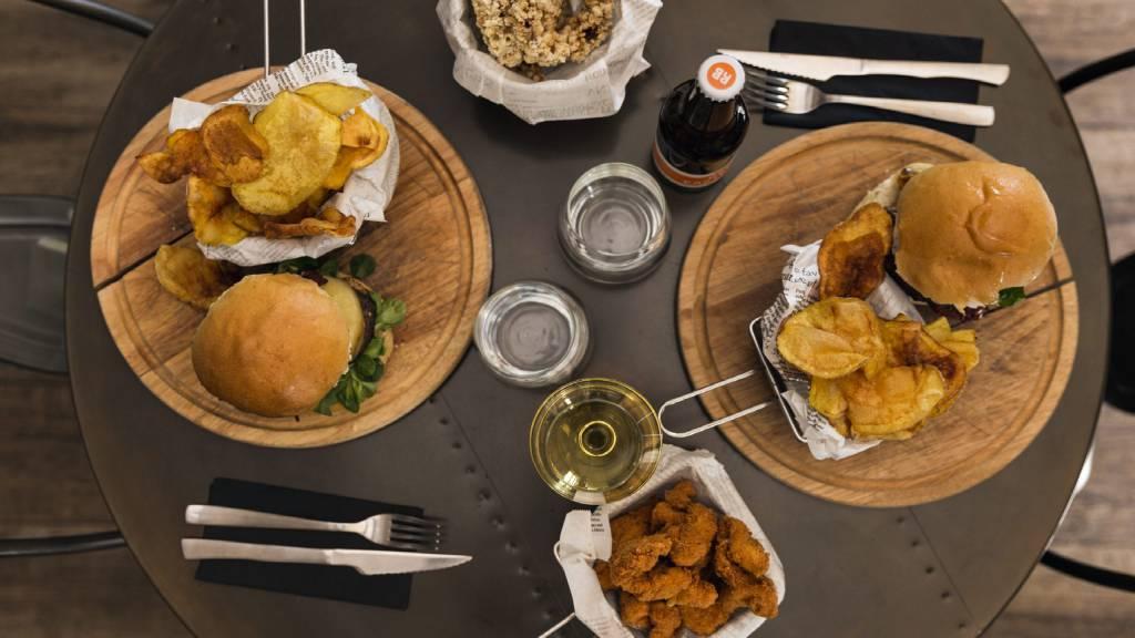 Restaurant-La-Flaca-Rome-hamburger-MG-9172